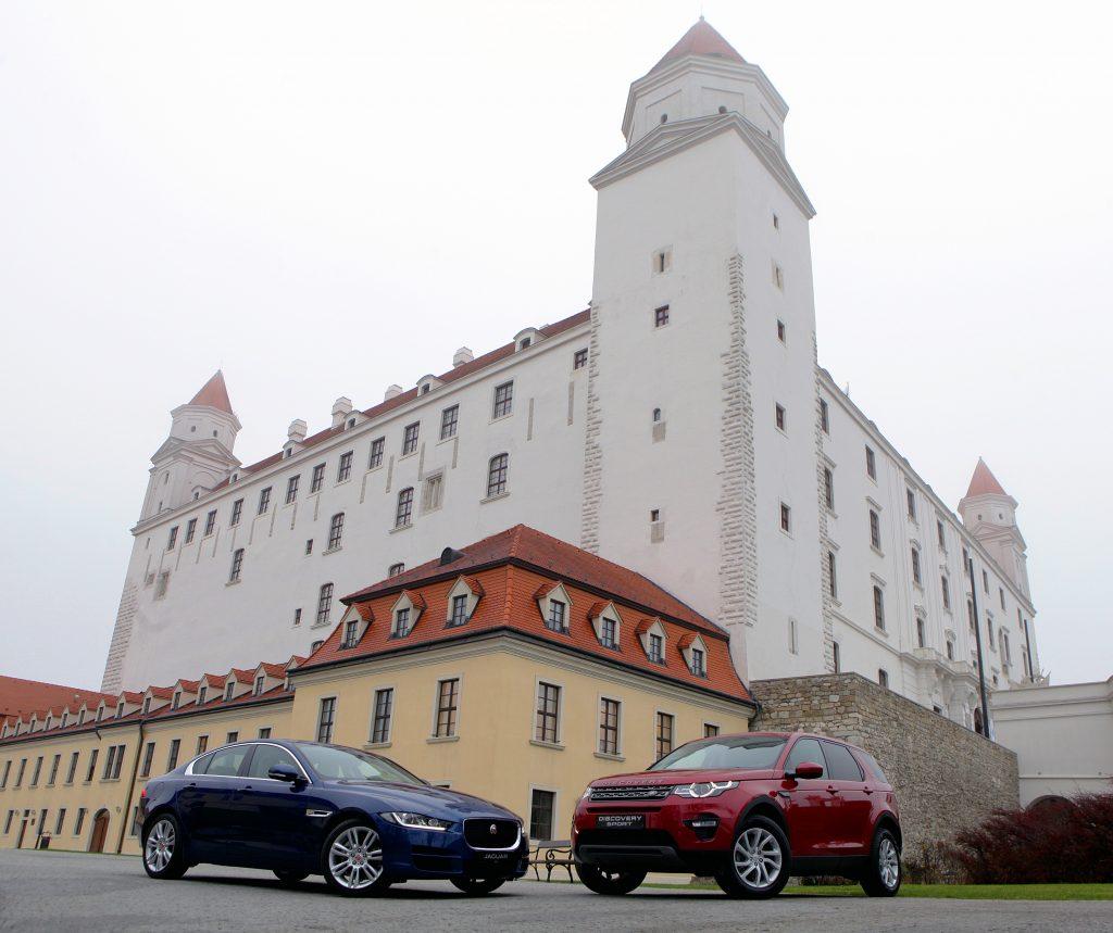 Jaguar Land Rover confirmă deschiderea unei noi fabrici în Slovacia