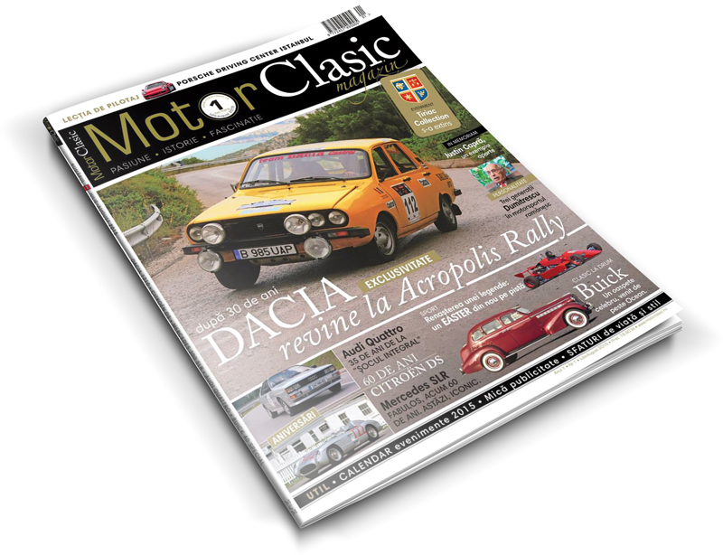 Motor Clasic Magazin nr. 1