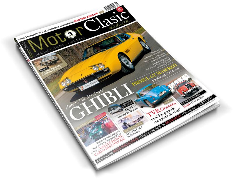 Motor Clasic Magazin nr. 9