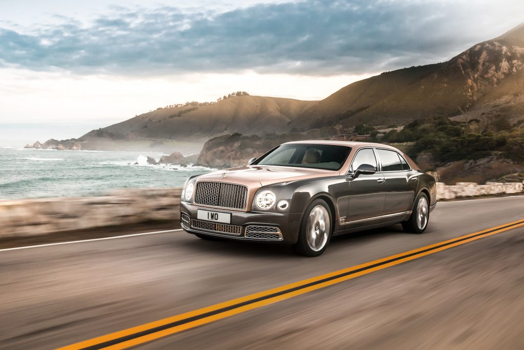 Bentley Motors returns to Pebble Beach with three North-American debuts (3