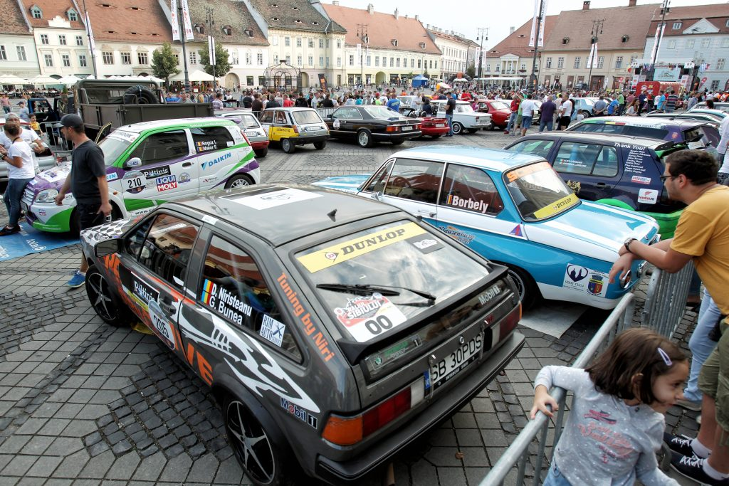 Sibiu Classic Challenge 2016, foto Andrei Toboșar