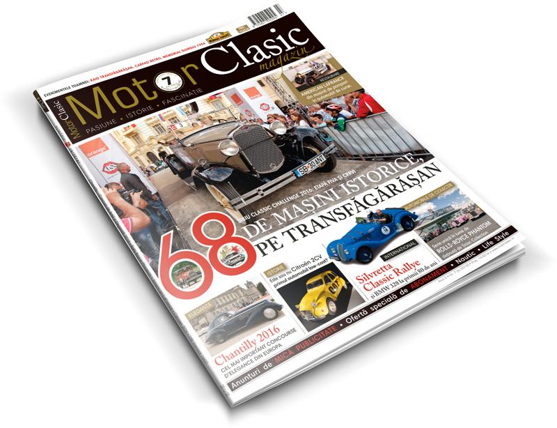 Motor Clasic Magazin nr. 7