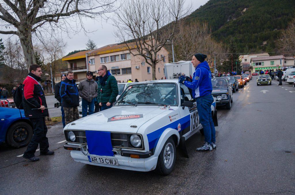 Cristian Vârtaci/Dorin Lupu Ford Escort MK2, RMCH 2017 ziua 2