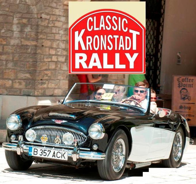 Kronstadt Classic Rally (Brașov)