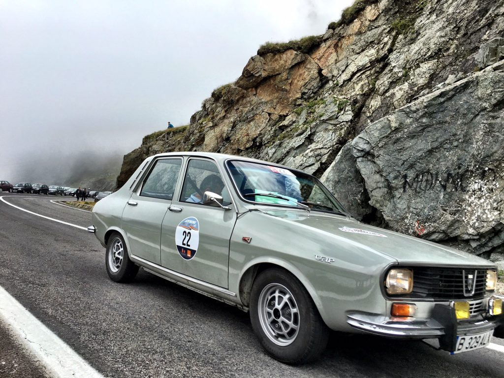 Florin Nuță - Dacian Banca (Dacia 1300) Sibiu Classic Challenge 2016