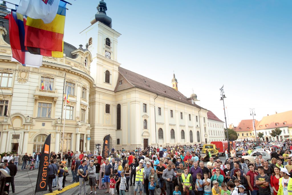 Sibiu Classic Challnege 2016 - Piața Mare Sibiu