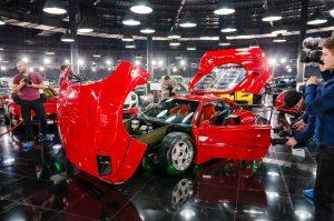 Ferrari F40 Țiriac Collection