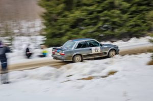 Romanie Historic Winter Rally 2017