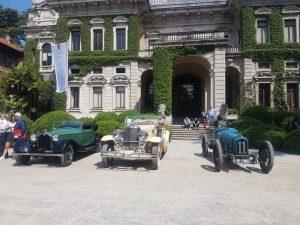 Succes românesc la Concursul de Eleganță Villa d'Este 2017 – Duesenberg Model J Berline Convertible din anul 1930 aparținând Țiriac Collection câștigă locul 1 la Clasa B