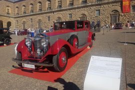 Rolls-Royce Phantom II Sedanca De Ville by Windovers din anul 1934