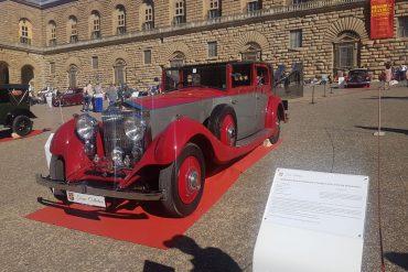 Rolls-Royce Phantom II Sedanca De Ville by Windovers din anul 1934
