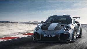 Porsche lansează la Festivalul Vitezei de la Goodwood Porsche cel mai puternic 911 din toate timpurile
