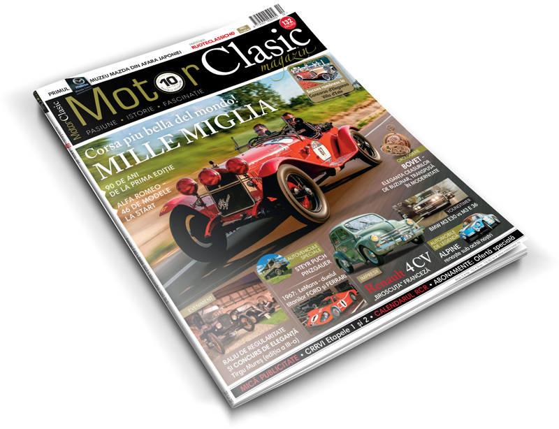 Motor Clasic Magazin nr. 10