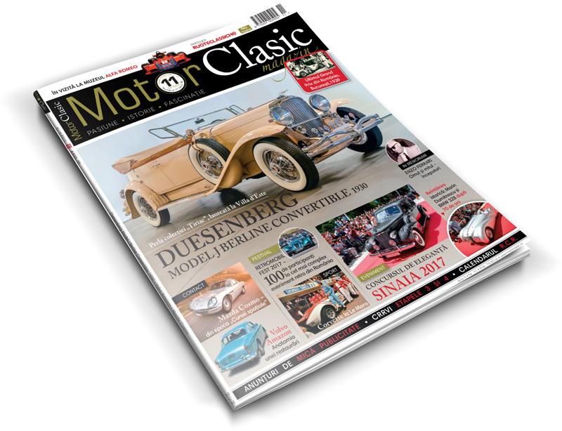Motor Clasic Magazin nr. 11