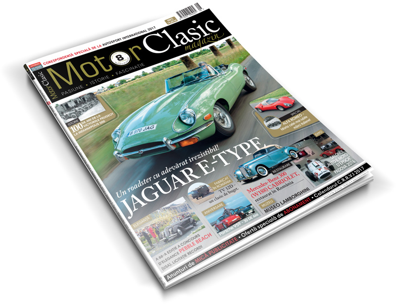Motor Clasic Magazin nr. 8
