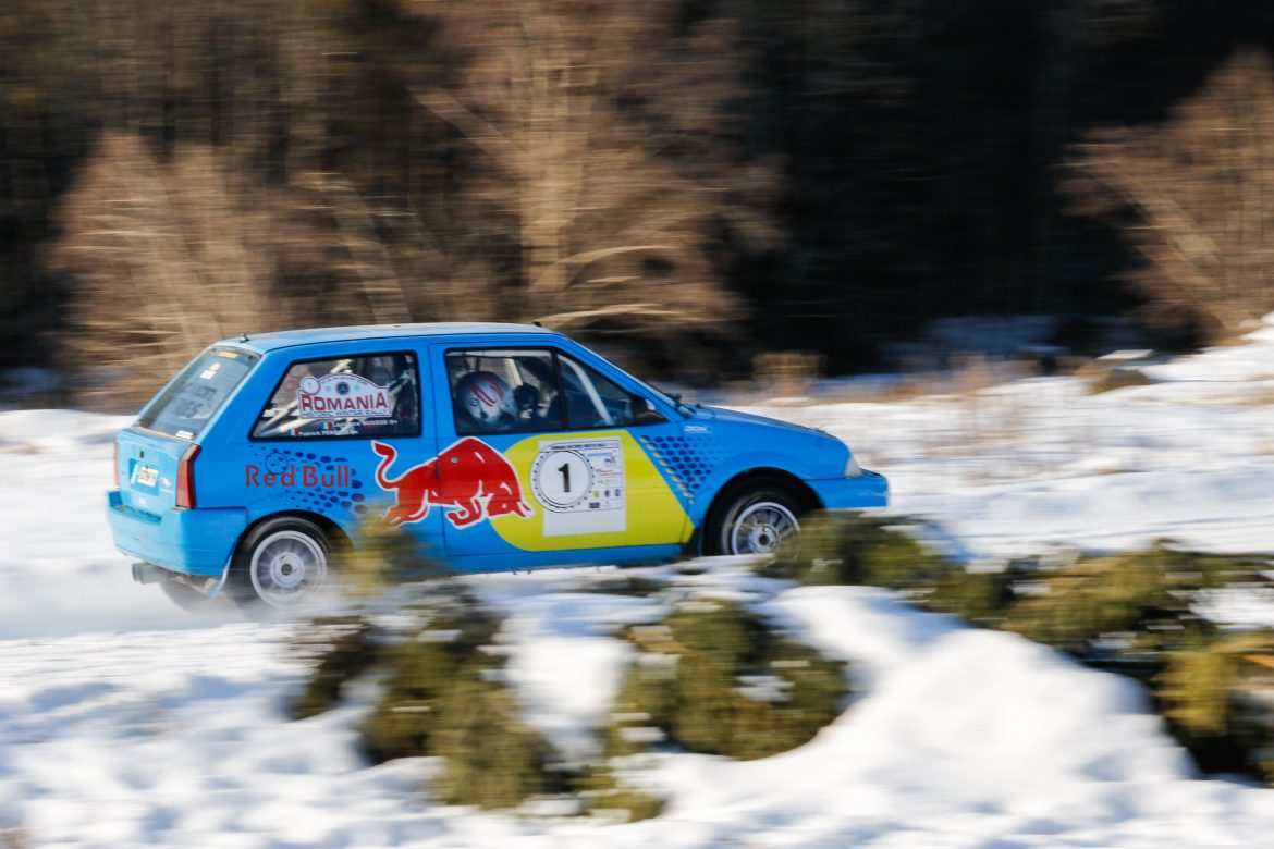 Romania Historic Winter Rally 2018. Foto: Attila Szabo