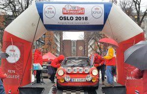 Start Rallye Monte Carlo Historique 2018_Oslo