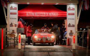 Start Rallye Monte Carlo Historique 2018_Monte Carlo