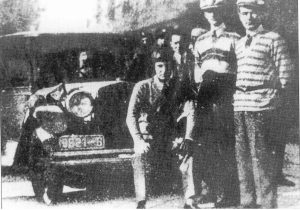 Ernest Urdăreanu; San Remo Rallye 1928