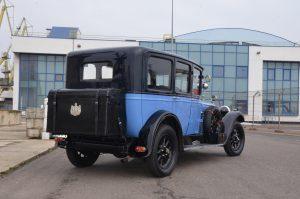 Fiat 520 (1926) Foto: MotorClasicMagazin