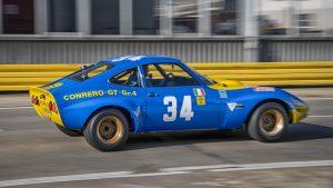 Creat pentru motorsport: Conrero GT un model de success în cursele de anduranță de la începutul anilor 1970.