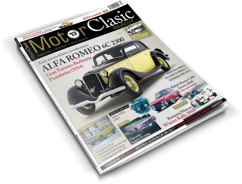 Motor Clasic Magazin nr. 13