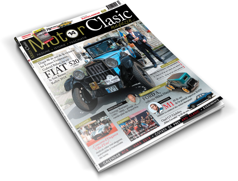 Motor Clasic Magazin nr. 14