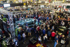 Peste 350 de modele auto, premiere naționale și noutățile 2018-2019 la Salonul Auto București și Accesorii 2018!