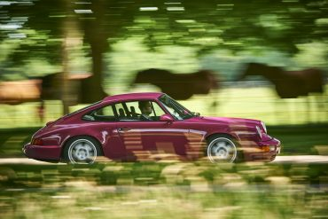 (1992) Porsche 911 Carrera RS