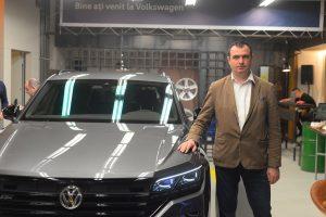 Bogdan Florea - Brand Manager Volkswagen