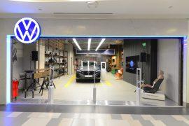 VW Concept Store - Plaza România