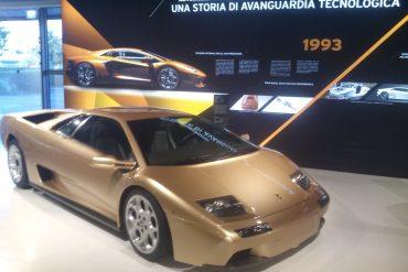 Muzeul Auto Lamborghini