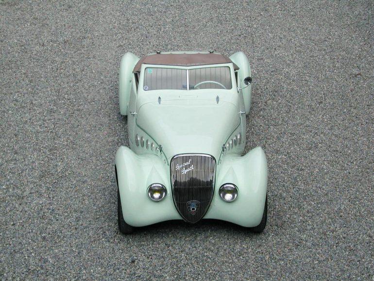 Peugeot - 85 de ani de aerodinamică