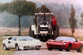 Lamborghini a aniversat 55 de ani