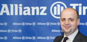 Virgil Şoncutean, CEO Allianz-Ţiriac.