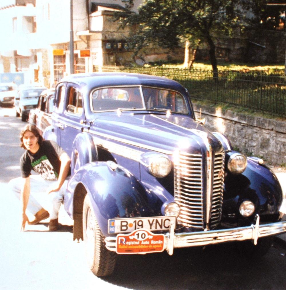 Buick 40 Special (1938)- un actor cu opt cilindri