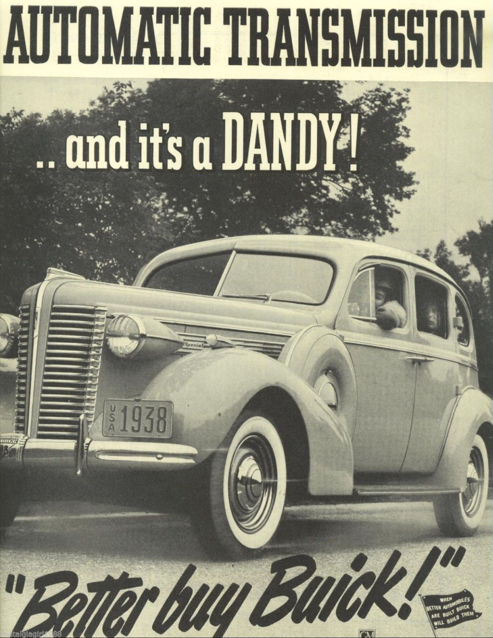 Buick 40 Special (1938)