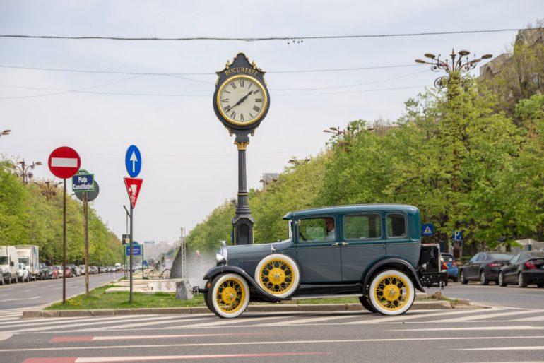 (1929) Ford A Town Sedan