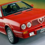 Alfasud Sprint, ultimul model coupe compact Alfa Romeo