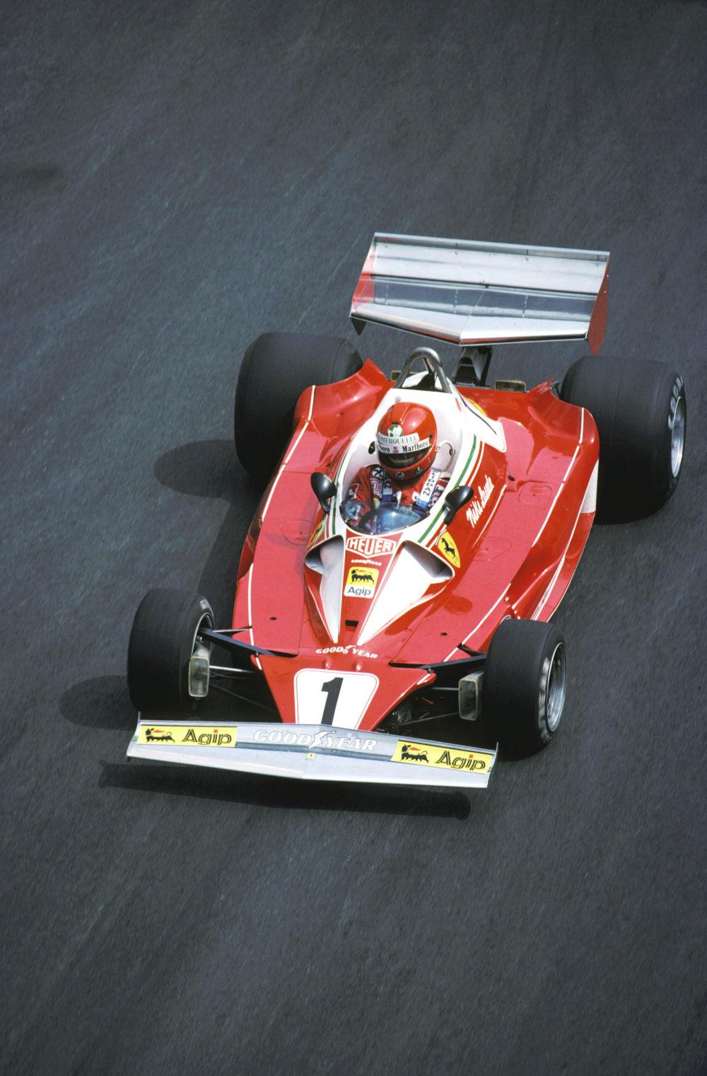 Niki Lauda, omul-orchestră