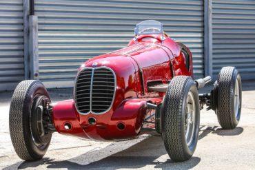 Maserati Tipo 6CM_Targa Florio 1939
