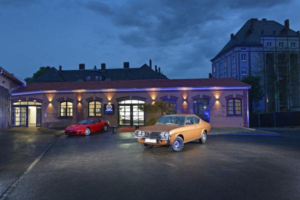 Muzeul Mazda din Augsburg