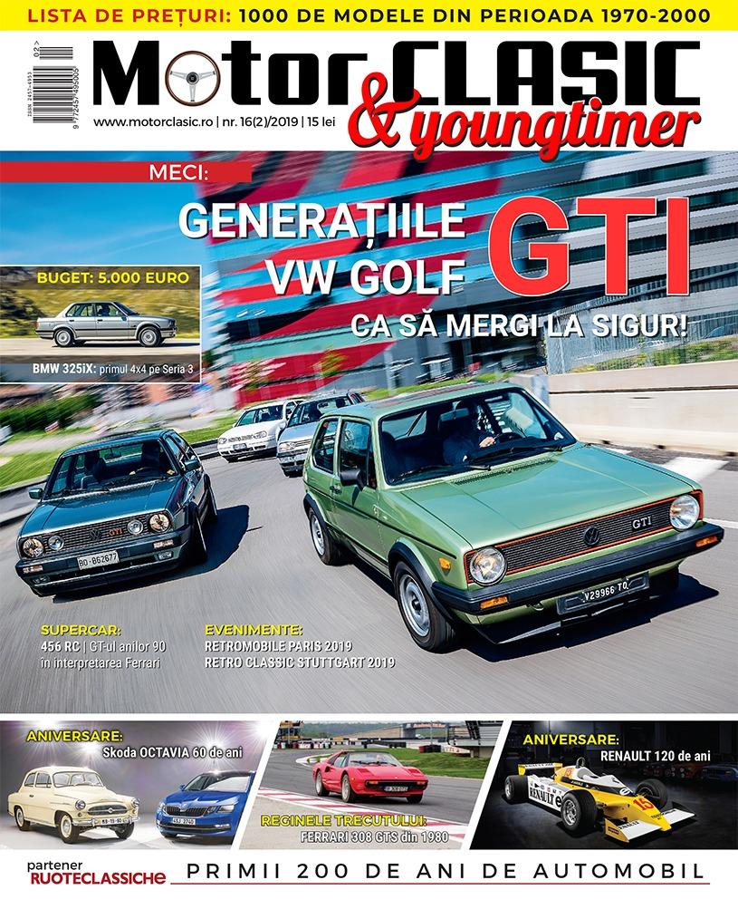 Motor Clasic Magazin nr. 16