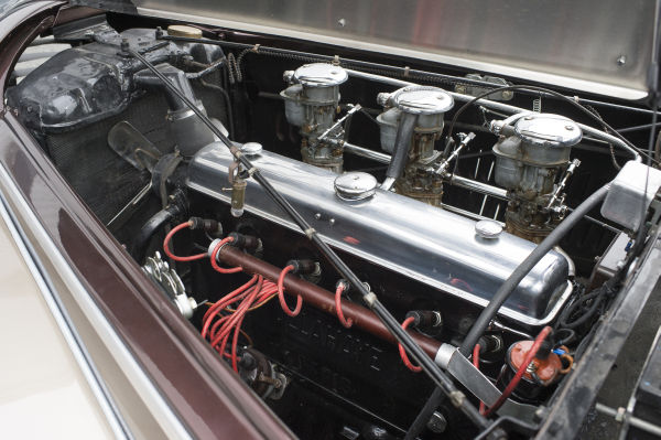 Delahaye 135 M Cabrio Antem