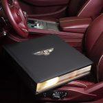 100 de ani de Bentley în 30 kg de cuvinte