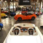 Mazda MX-5 serbează 30 de ani la muzeul Mazda Classic Frey