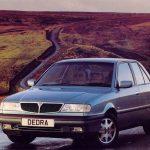 Modelul Dedra din clasa medie superioară de la Lancia serbează 30 de ani
