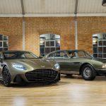 Aston Martin: de 50 de ani în slujba Majestăţii Sale