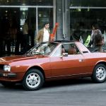 Lancia Beta Spider, gustul originalității italiene celebrează 45 de ani