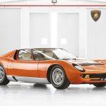 "Lamborghini Miura din filmul ""The Italian Job"" a fost identificat"